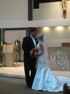 Ahhh our wedding day!
